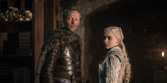 'Game of Thrones' star Iain Glen reflected on his character, Jorah Mormont, ahead of the show's final season premiere.