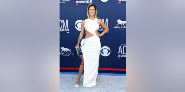 Cassadee Pope says more works needs to be done for women in country music.