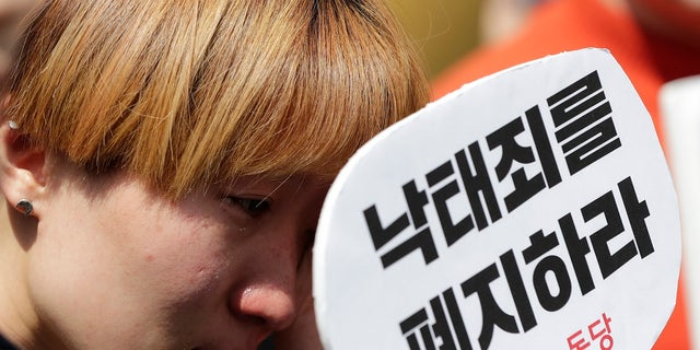 South Korea's top court strikes down abortion ban