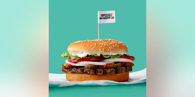 New York Burger King delivered beef burgers to customers