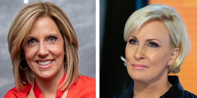 CNN's Alisyn Camerota, left, and MSNBC's Mika Brzezinski suggested Democrats need to continue their investigations after the release of the Mueller report.