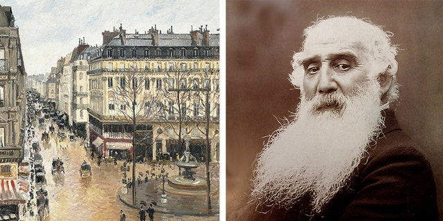 "A federal judge in Los Angeles has ruled that a Spanish museum that acquired Camille Pissarro's painting, ""Rue St.-Honore, Apres-Midi, Effet de Pluie,"" a Nazi-looted painting in 1993, is the work's rightful owner, not the survivors of the Jewish woman who surrendered it to escape the Holocaust."