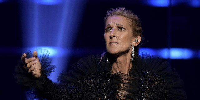 Celine Dion posted a tribute to her late husband four years after his death.