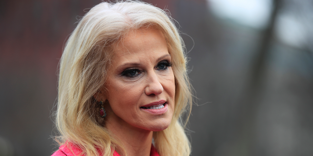 Counselor to the President Kellyanne Conway violated the Hatch Act, a watchdog found Thursday. (AP Photo/Manuel Balce Ceneta, File)