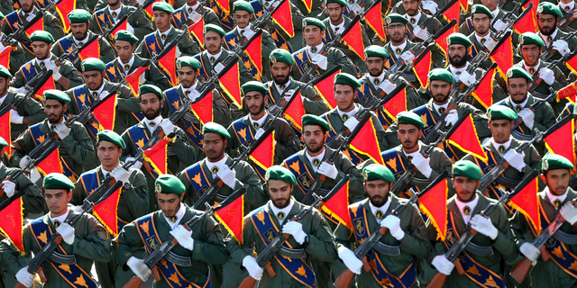 """President Donald Trump announced the decision to label the IRGC as a """"foreign terrorist organization"""" on Monday, which holds the potential to have a ripple effect on military, diplomatic and economic relations throughout Iran and the Middle East at large"""