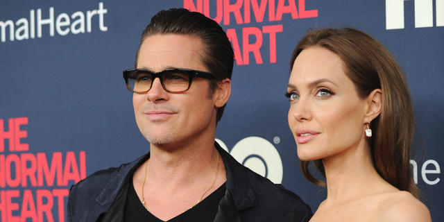 Angelina Jolie asked the judge in her and Brad Pitt's divorce proceedings to disqualify himself.