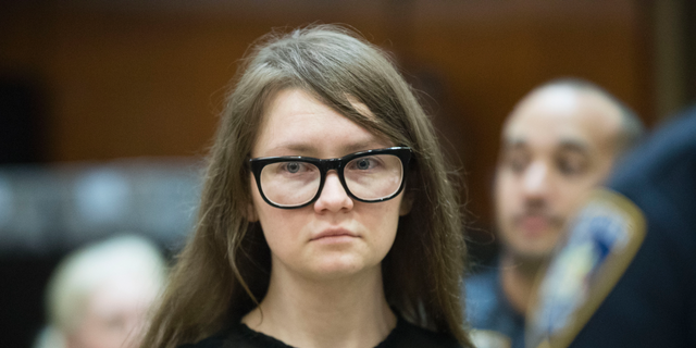 Anna Sorokin found guilty of grand larceny and thefts of service