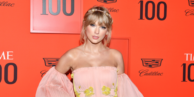 Taylor Swift attends the Time one hundred Gala, celebrating the one hundred most influential people on this planet, at Frederick P. Rose Hall, Jazz at Lincoln Heart on Tuesday, April 23, 2019, in Sleek York. (Linked Press)