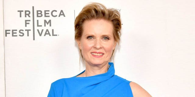 Cynthia Nixon previously ran for governor of New York.