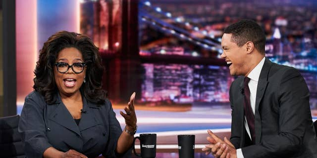 """Oprah Winfrey put rumors about a potential 2020 run to rest during her first appearance on """"The Daily Show."""""""