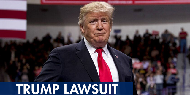 Westlake Legal Group DOTCOM_1280X720_TRUMP_LAWSUIT Trump calls for asylum overhaul to fight border crisis; Tension over Barr testimony escalates fox-news/columns/fox-news-first fox news fnc/us fnc article 6835ceeb-df5c-5fb7-9c6a-1a4f3ad354c1