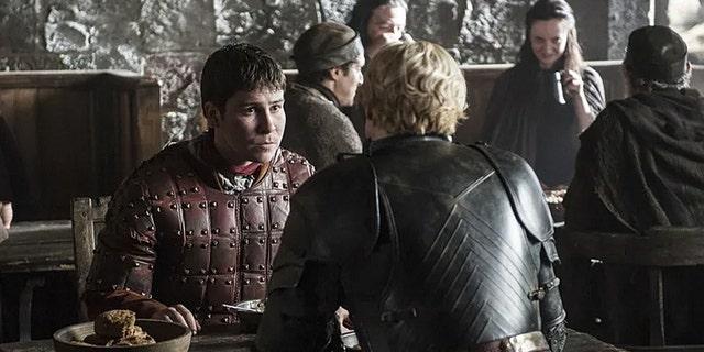 "Daniel Portman plays Podrick Payne in ""Game of Thrones."""