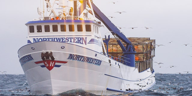 The Northwestern from Discovery's 'Deadliest Catch.'