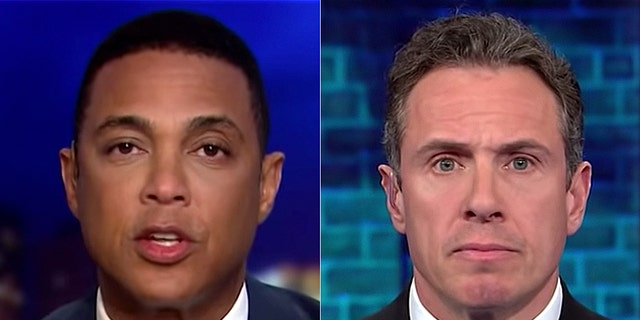 "CNN's Don Lemon joked about his friendship with colleague Chris Cuomo on ""Jimmy Kimmel Live."""