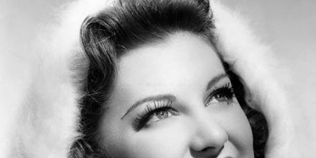 Fay McKenzie enjoyed a lasting career in Hollywood. — Courtesy of the McKenzie and Waldman families.