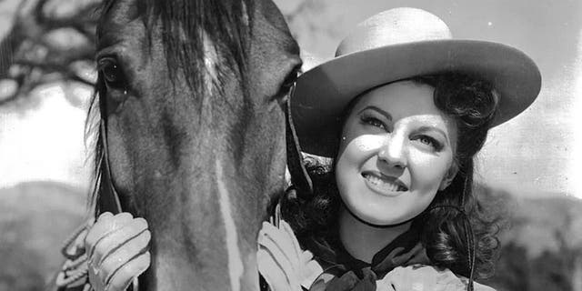 Fay McKenzie once said Gene Autry gave her no-nonsense advice.