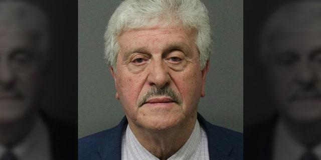 Francesco Caramagna, 74, resigned on Sunday as mayor of Elmwood Park, New Jersey, officials said.