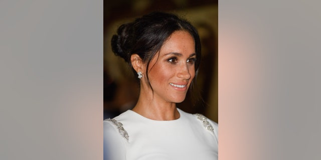 The former actress has sported the go-to 'do time and time again since marrying into the British monarchy last spring.