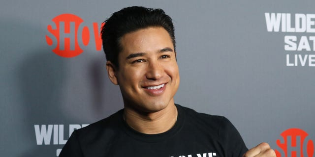 Mario Lopez talked about the college admissions scandal.