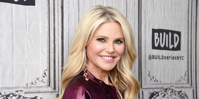Christie Brinkley recalled surviving a terrifying helicopter crash in 1994.