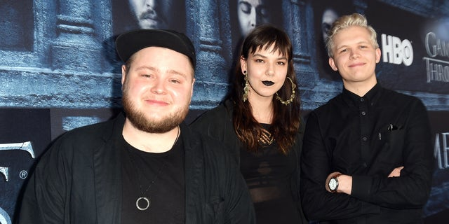 Members of the band Of Monsters and Men appeared twice in cameos on 'Game of Thrones.'