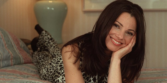 Fran Drescher in 1997. (Photo by Anacleto Rapping/Los Angeles Times via Getty Images)