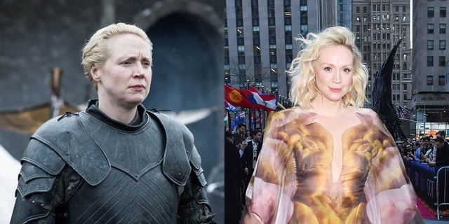 """""""Game of Thrones"""" star Gwendoline Christie admitted her role of Brienne of Tarth could be draining."""