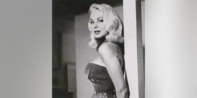 """Joi Lansing was """"the Marilyn Monroe of television,"""" says pal Alexis Hunter. — Courtesy of Alexis Hunter"""