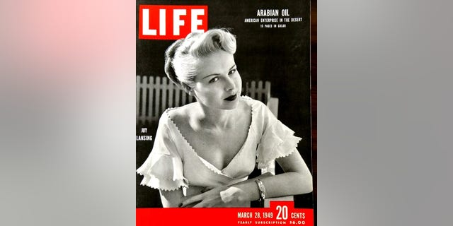 Joi Lansing during her early years. — Courtesy of Alexis Hunter