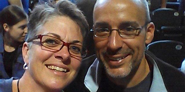 Lizette and James Eckert