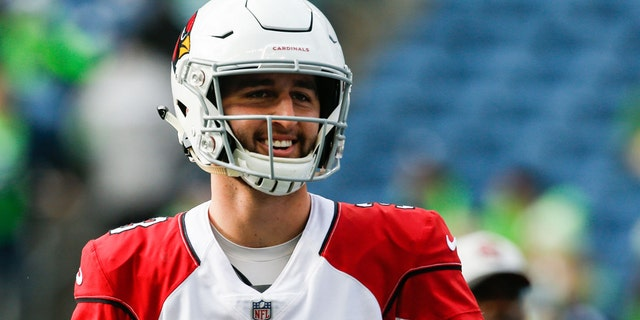 The Cardinals sent quarterback Josh Rosen, the 10th overall pick just last year, to Miami for the No. 62 pick overall and a fifth-round pick in 2020.(Getty Images)