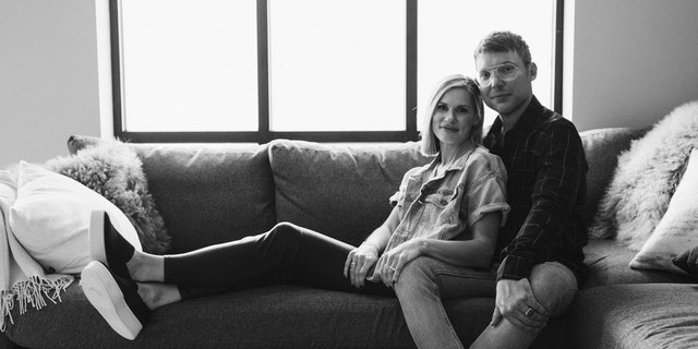 Judah and Chelsea Smith have been married for 19 years, co-pastors of Churchome and recently launched an app to bring their church to anyone in the world who can download it.
