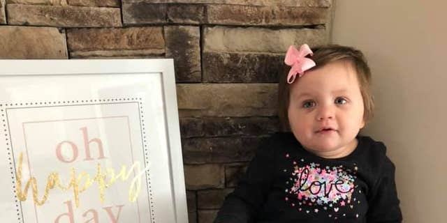 Kentucky toddler in remission after beating stage 4 cancer