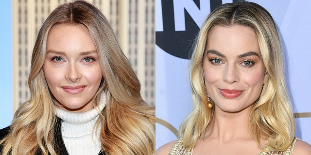 """Camille Kostek did her best Margot Robbie impression from 'The Wolf of Wall Street."""""""