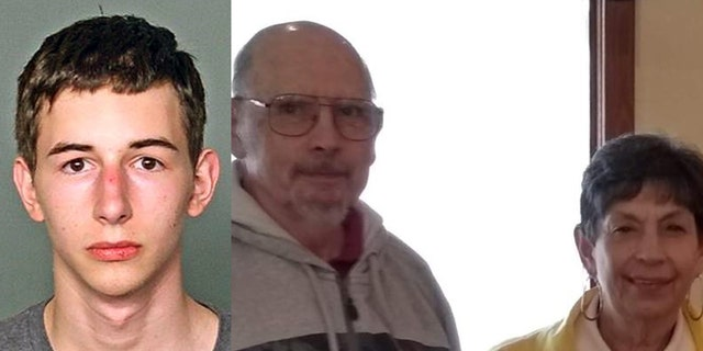 Alexander M. Kraus, 17, was arrested Sunday after the bodies of his grandparents, 74-year-old Dennis Kraus and 73-year-old Letha Kraus, were found in their home in Wisconsin.