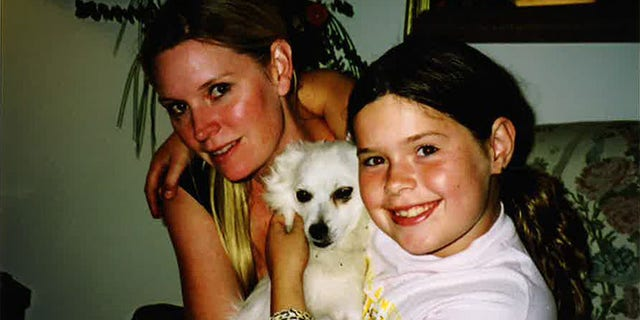 Jackie Siegel with her daughter Victoria during happier times. — Courtesy of Jackie Siegel