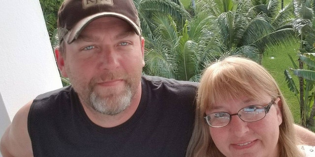 Lois Cobb, 45, and her 50-year-old husband, Bill Cobb, were among the four people found slain at a property management company in the North Dakota city of Mandan.