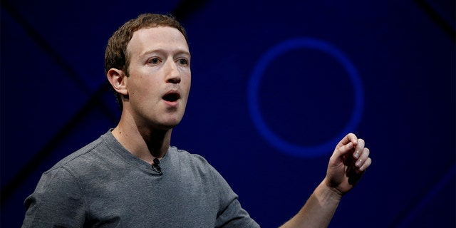 Facebook Founder and CEO Mark Zuckerberg in April 2017.