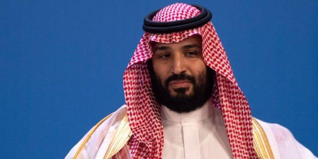 Saudi Prince Mohammed bin Salman. (Getty Images)
