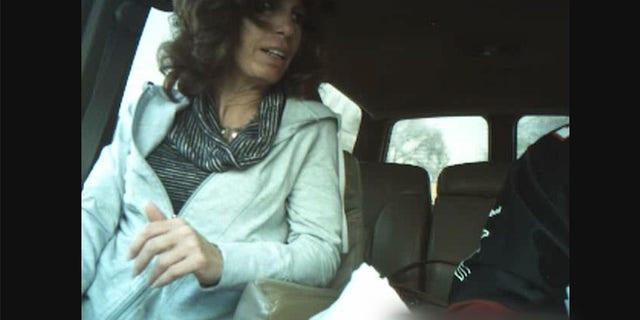 Cynthia Guy had no idea hidden cameras had captured her.