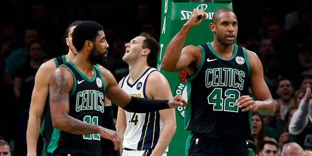 If Horford is truly looking to join a contender, the 76ers might have something to offer him. (AP Photo/Winslow Townson)