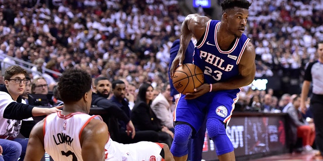 Butler is reportedly willing to meet with the Heat. (Frank Gunn/The Canadian Press via AP)