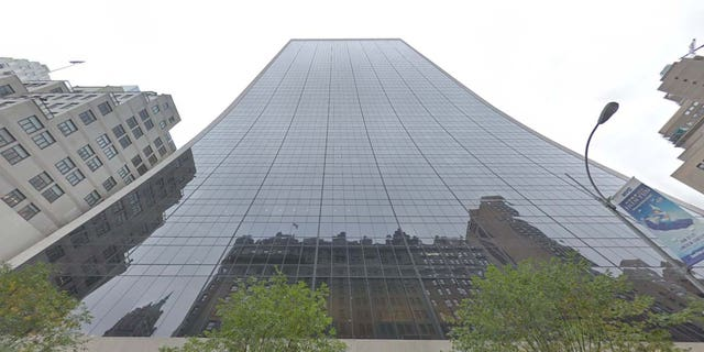 Alcides Moreno survived a fall from the 47th floor of the Solow Tower building in New York City.