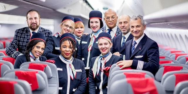 Westlake Legal Group Norwegian-Airlines-Dress Norwegian Air says flight attendants must have doctor's note to avoid wearing heels: report Janine Puhak fox-news/travel/general/airlines fox-news/lifestyle fox news fnc/travel fnc article 9ed5fa02-0424-5ab9-b258-32dff8a6f46d