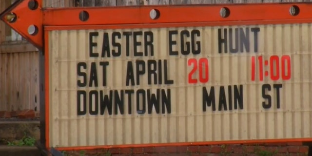 Plainview is pulling forward with a Easter egg hunt notwithstanding losing all a candy for a eventuality customarily days before.