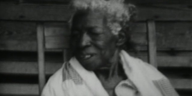 """Redoshi, described as Aunt Sally Smith, seemed quickly in a 1930s open information film entitled """"the Negro Farmer"""" that was constructed by a U.S. Department of Agriculture."""