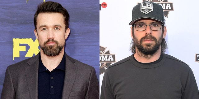 Rob McElhenney and Martin Starr were killed during their cameos on 'Game of Thrones.'