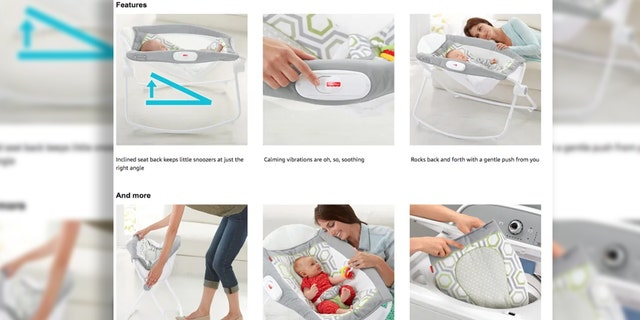 Fisher-Price Rock 'N Play Sleeper May Cause Death