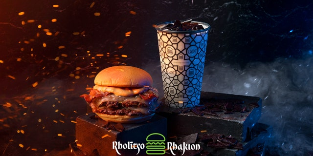 Shake Shack's Dracarys Burger and Dragonglass Shake can only be ordered by those who at least attempt to speak Valyrian.