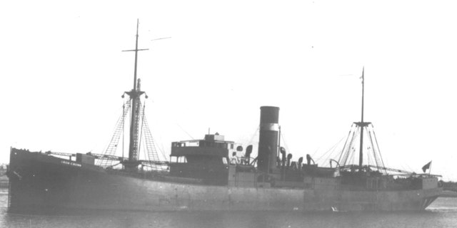 File photo of the SS Iron Crown